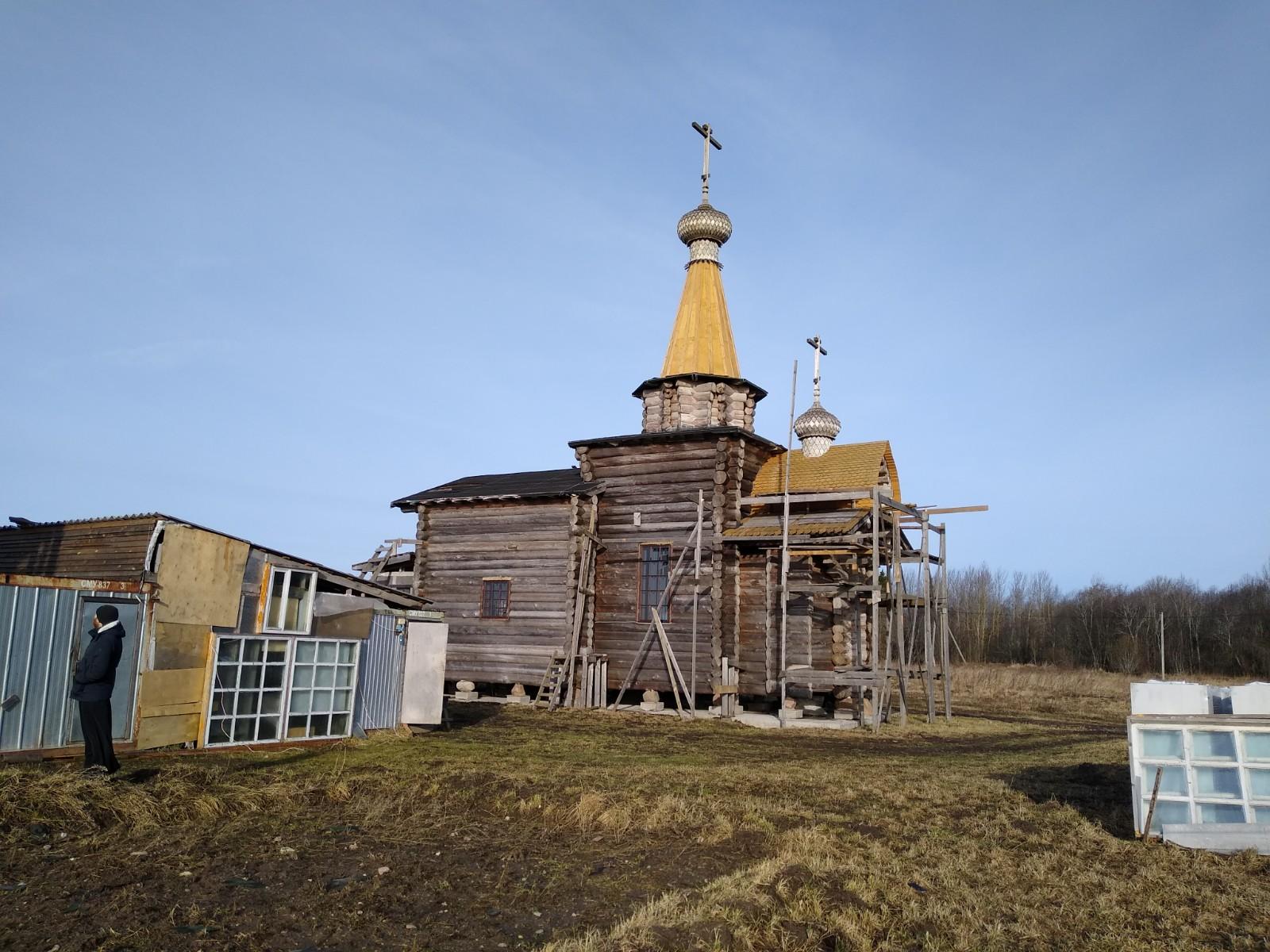 21 февраля настоятель нашего храма о.
