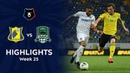 Highlights FC Rostov vs FC Krasnodar (1-1) | RPL 2019 20