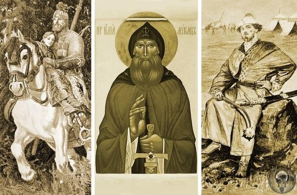 КРАКЕН И СЕМЬ ХОББИТОВ: РЕАЛЬНЫЕ ПРОТОТИПЫ ГЕРОЕВ ЛЕГЕНД