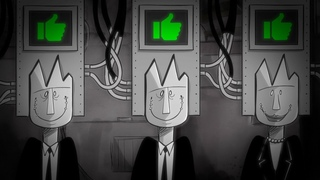 """""""YEAH THE TRUTH"""" by Wantaways. Dystopian Music Video animated by Patrick Smith (with POUR 585 guy)"""