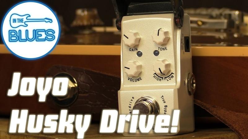 Joyo Husky Drive Overdrive Pedal