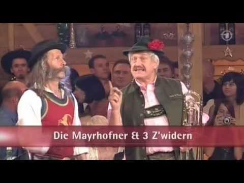 Die Mayrhofner Die 3 Zwidern Mir haun no lang nit den Huat drauf 2007