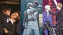 Kpop boy group skinship gay choreography