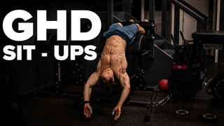 GHD Sit Ups With Marcus Filly