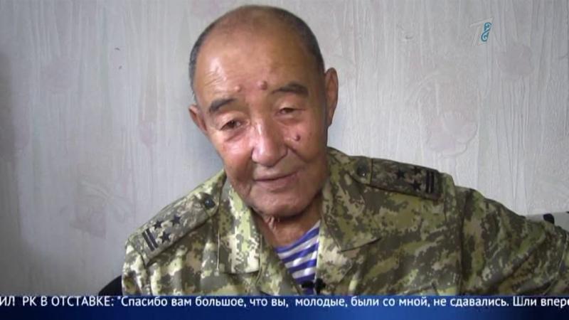 Ушёл из жизни легендарный Кара майор Борис Керимбаев