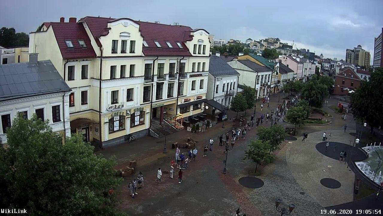Белорусы выходят на«мероприятия солидарности» в областных и районных городах