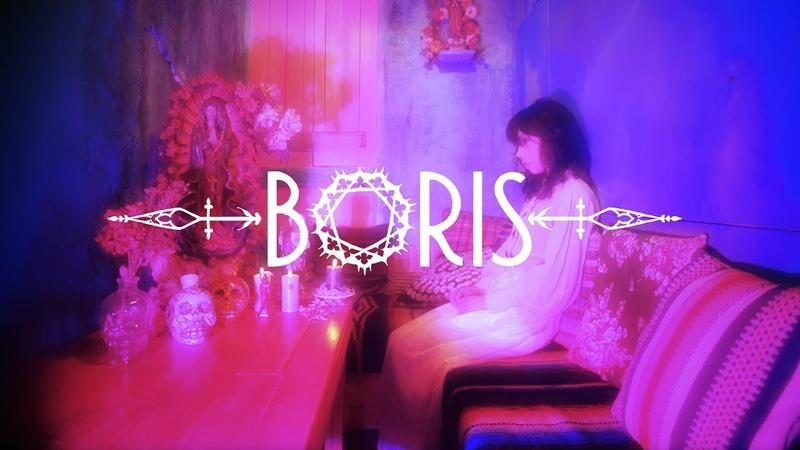 Boris Shadow of Skull from Album 『LφVE EVφL』