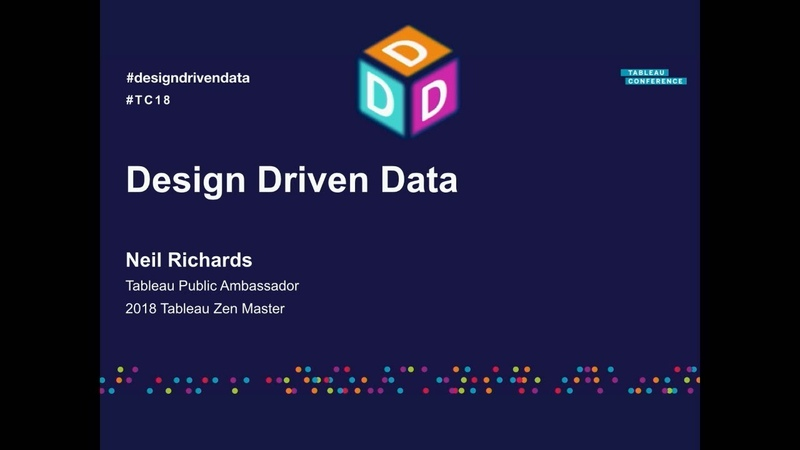 Design-driven data | Creating data art from a design-first perspective
