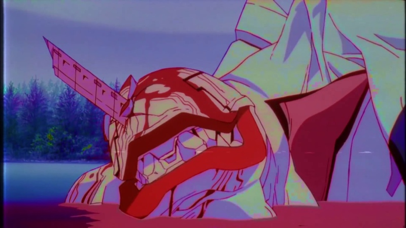 The End of Evangelion Misery