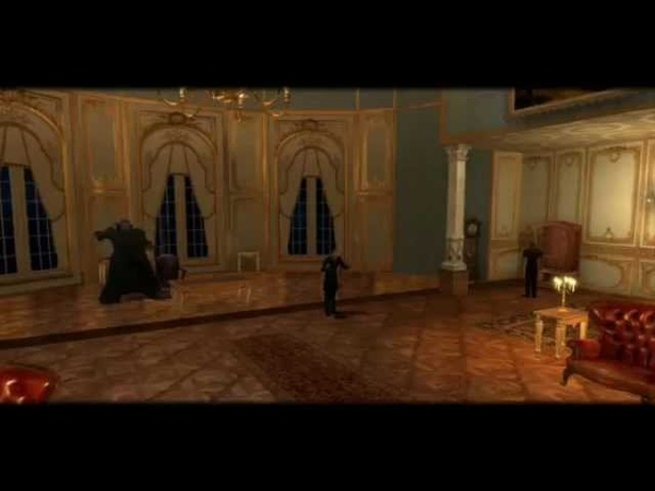 Vampire the Masquerade Bloodlines Clan Quest Mod LaCroix's Easter Egg