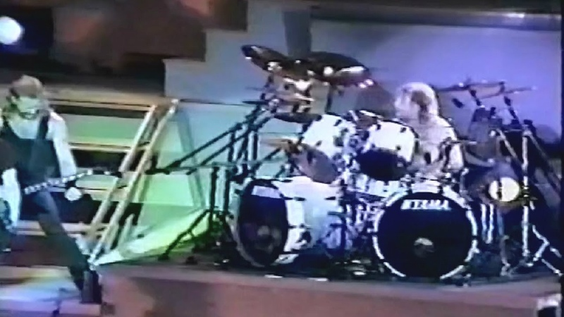 Metallica Live in Milwaukee '94 SBD Audio Upgrade 720p60fps Upscale