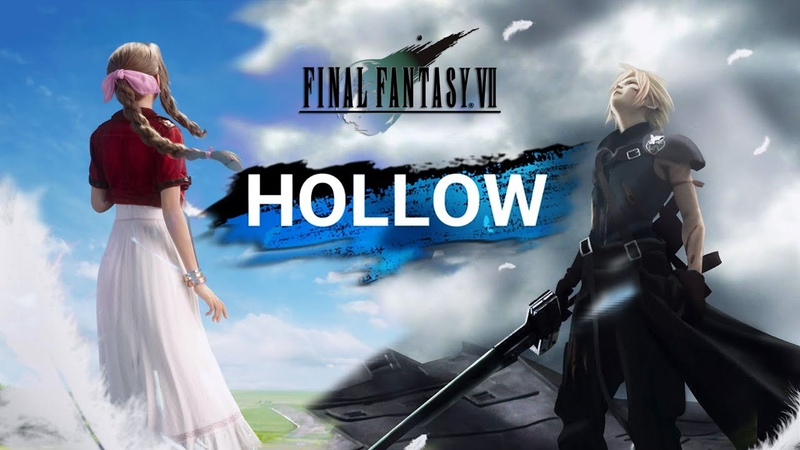 Hollow Full Song Music Video Final Fantasy VII Remake FF7 Yosh SSTP sub ESP ENG Clerith