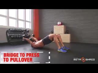 21 лучшее упражнение для рельефа и разгона обмена веществ