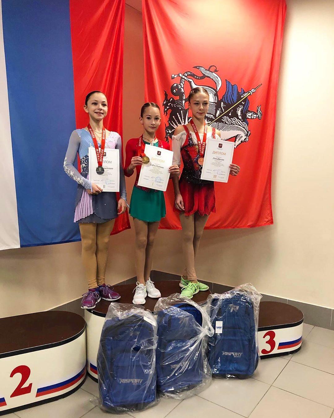 Российские соревнования сезона 2019-2020 (общая)  - Страница 3 GPakNtXsTzU