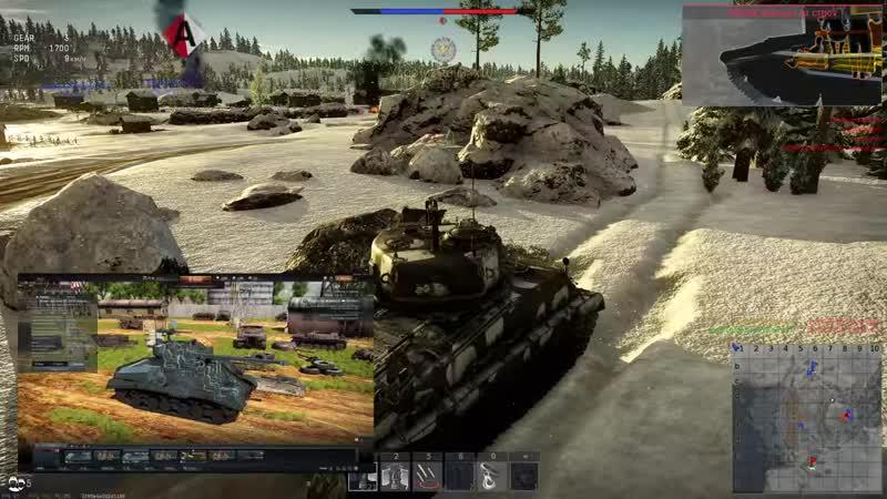 [Arbitr] Обзор M4A3 (76) W | Отработал на славу | War Thunder