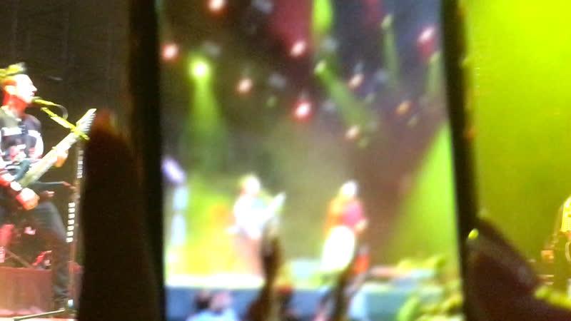 Five Finger Death Punch 16 01 2020 Москва 2