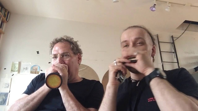 Jam with Wade Schuman from Hazmat Modine