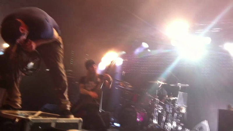 Root Deftones feat Alexi Laiho from Children Of Bodom live @ The Circus Helsinki