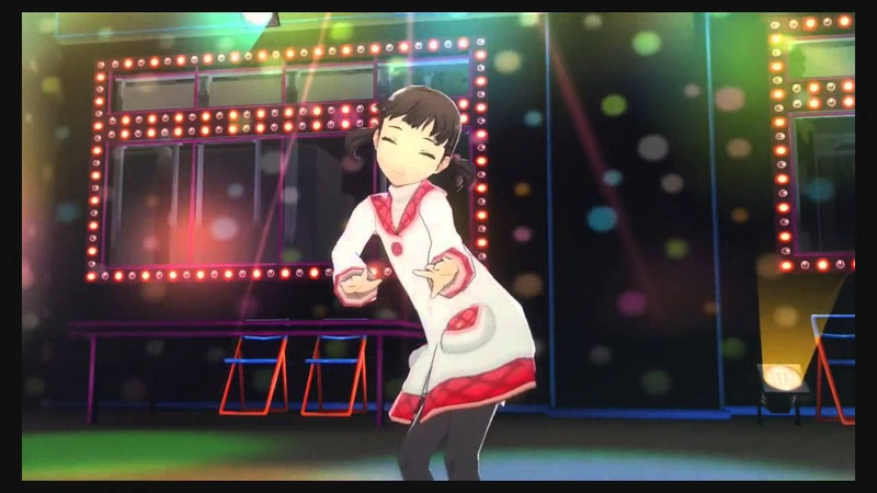 Persona 4 Dancing All Night - Secret Final Song (Get Low)
