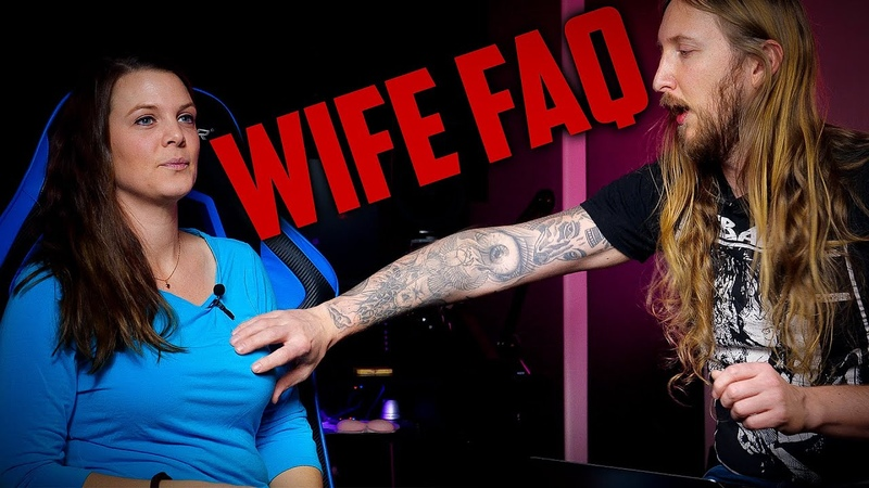 FAQ124 WIFE CHUG FINDING THE G STRING INAPPROPRIATE QUESTIONS