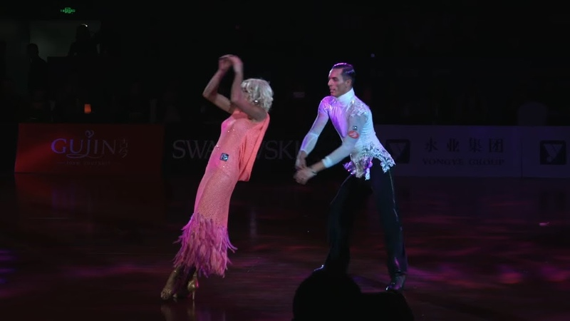 The Blind Drop by Matus Goffredo DanceSport Moves Latin