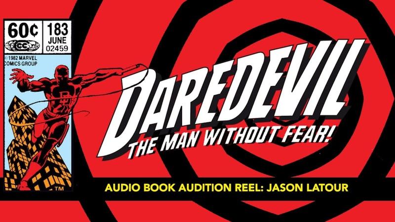 DAREDEVIL 183 Audiobook Audition by Jason Latour