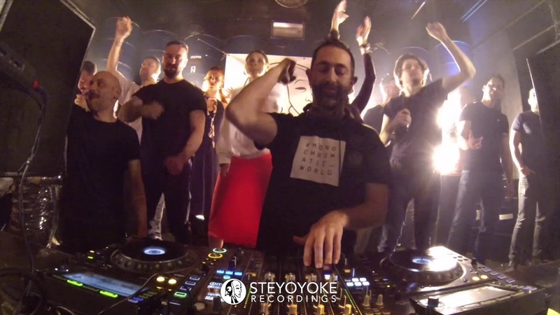 Nick Devon at Ritter Butzke Berlin 6 03 2020 Steyoyoke 8th Anniversary