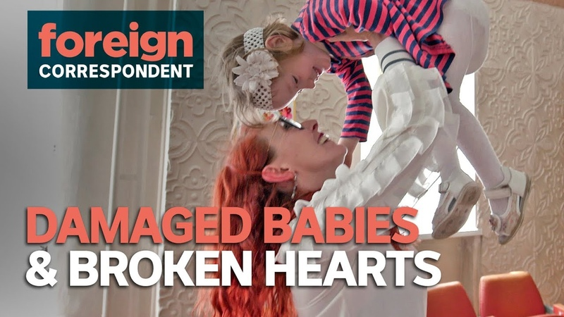 Damaged Babies Broken Hearts Ukraine's commercial surrogacy industry Foreign Correspondent……ABC News In depth
