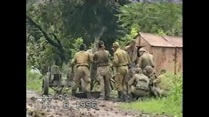 Документальный фильм Чечня, лето 1996-го