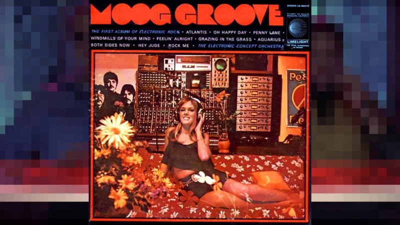 Electronic Concept Orchestra Moog Groove Full Album