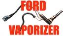 Diagnosing Testing Ford Vaporizer - P244C P2463 P246B P246C