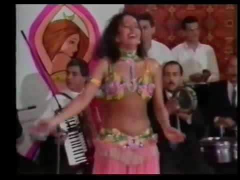 Mona Said - lessa faker - Cairo, Egypt, Mena House - 1992 International Dance Festival