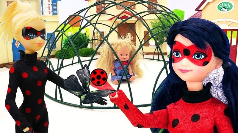 Uğur Böceği ve Kara Kedi oyunları Anti Bug ve Örümcek adam ile maceralar Seçkin bölümler
