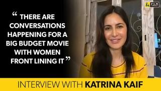 Katrina Kaif On A Female Led Film Franchise, Her Mop Review & More   Anupama Chopra   Film Companion