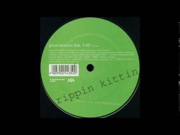 Golden Boy Miss Kittin Rippin Kittin Glove Tension Dub