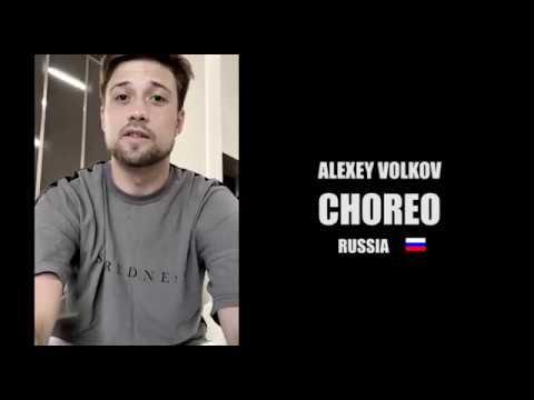 ALEXEY VOLKOV RUSSIA
