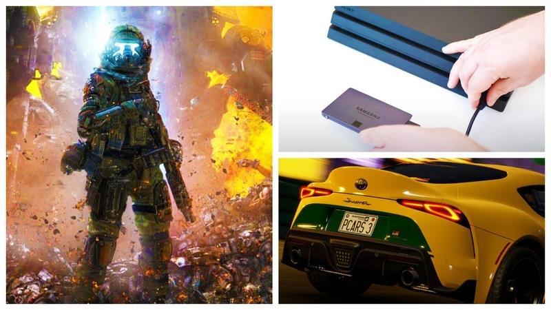 ИГРОНОВОСТИ EA намекает на Titanfall 3 PS 4 Pro с SSD на 8 Тб Microsoft дразнит Sony PS5 Relicta