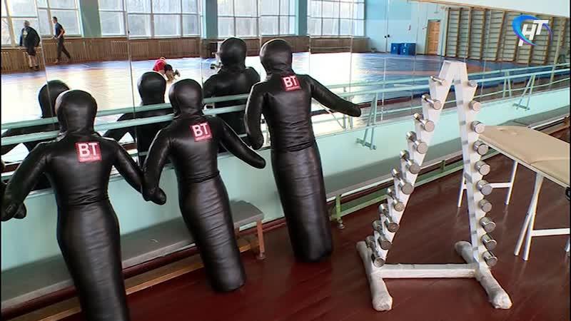 Спортивная школа №4 получила в подарок новый инвентарь в рамках проекта «Спорт – норма жизни»