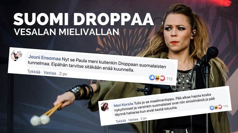 Voiko poplaulaja määrittää kuka saa olla kansanedustaja? Paula Vesalalle sataa palautetta.
