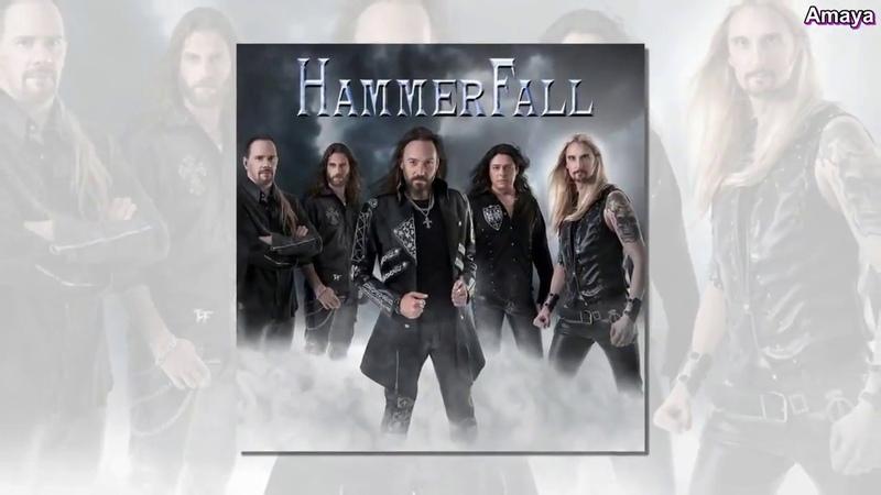 HAMMERFALL - Twilight Princess (Lyrics on screen Sub español - castellano)