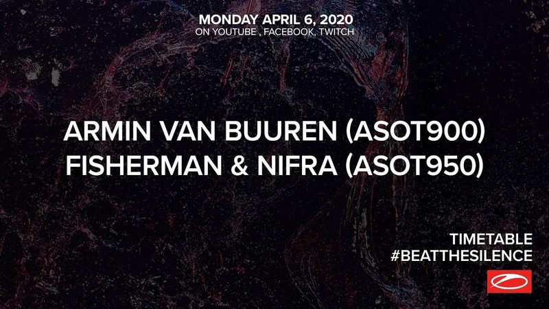 A State Of Trance Beat The Silence Armin van Buuren Fisherman Nifra