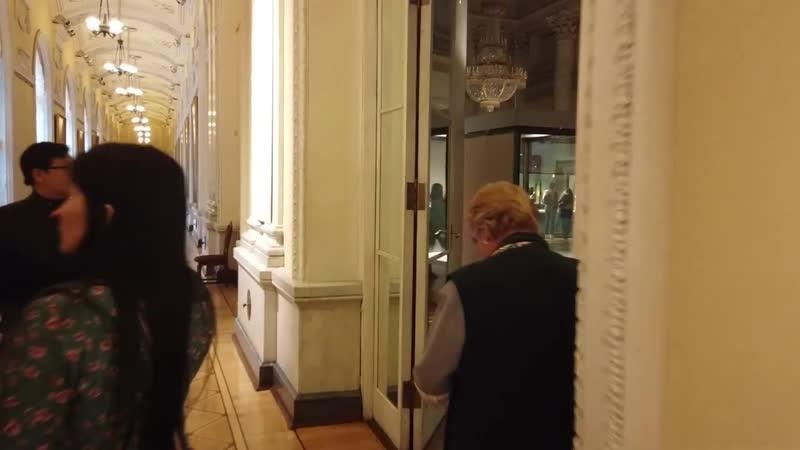 СПБ.Эрмитаж Храм Солнца Шокирующая экскурсия по дворцу.