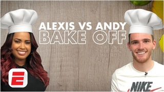 Liverpool's Andrew Robertson takes on ESPN's bake off challenge with Alexis Nunes Premier League