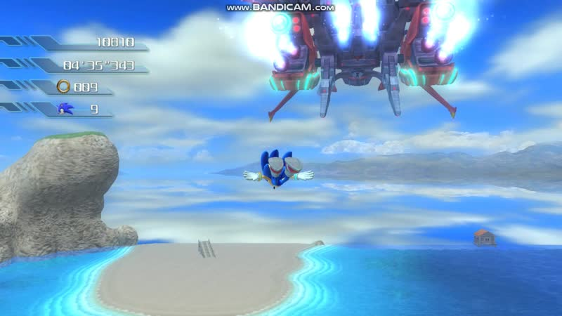 Sonic 2006 (P-06) - Wave Ocean ACT 1 \ Max2006 EXE