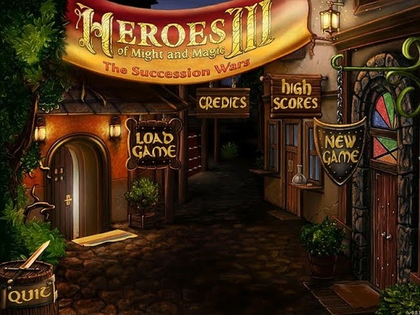 Прохождение (дни 5-11): Heroes of Might and Magic 3: The Succession Wars
