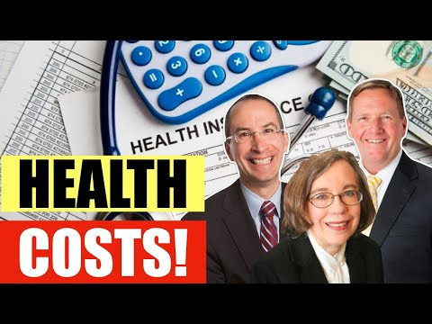 🔴HEALTH COSTS! Drs. Keith Smith, Jane Orient Michael Accad