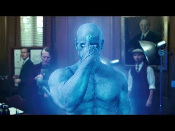 IMAX They call me Dr Manhattan Watchmen Subtitles