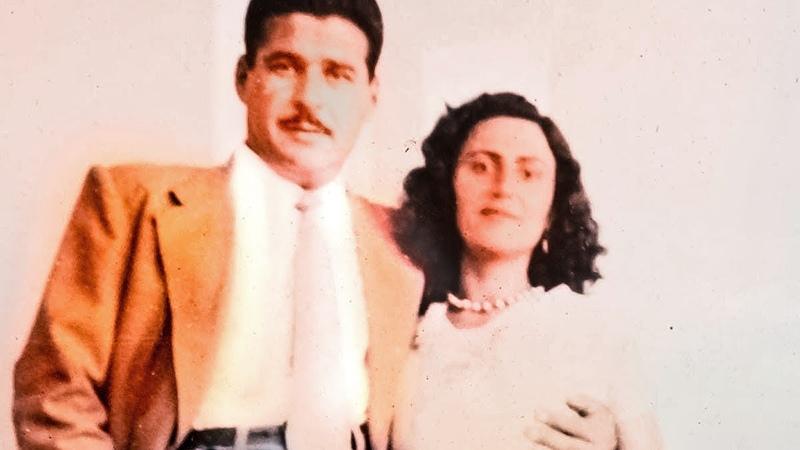 Our great grandparents 1960s Kirkuk Kurdistan Zangana kurdistan 1960s greatgranparents