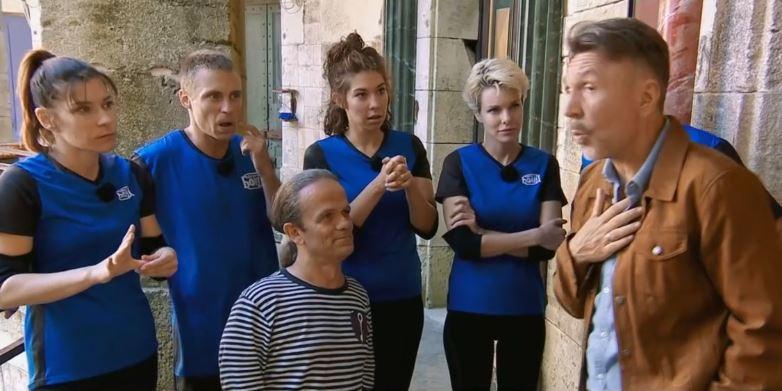 Форт Боярд 1 сезон 4 выпуск