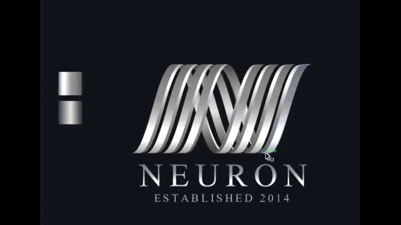 Professional Logo Design Adobe Illustrator cs6 Neuron